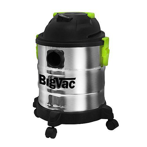 5 Gallon Stainless Steel  Vacuum