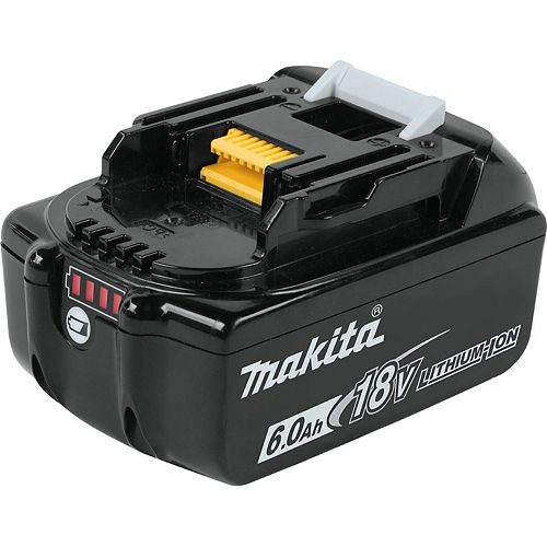 MAKITA Batterie li-ion 18 V (6,0 Ah)