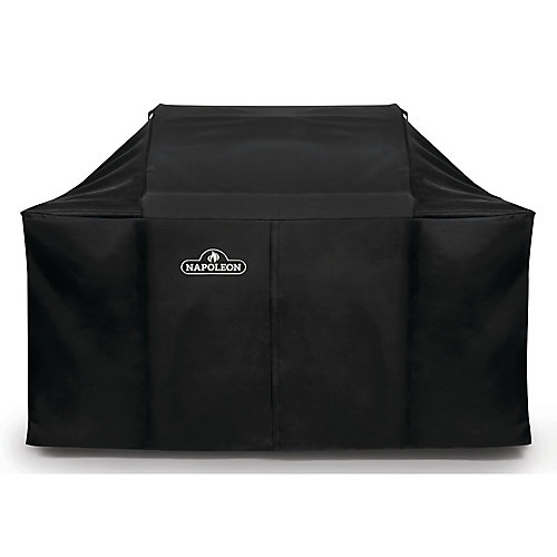 LEX 605 and Charcoal Professional BBQ Cover
