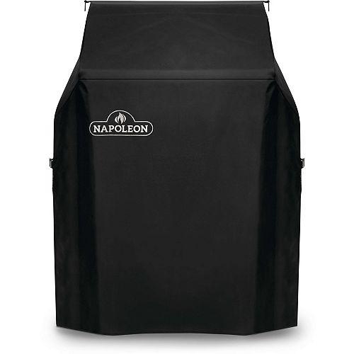 Housse de barbecue avec tablettes pliantes Triumph 410