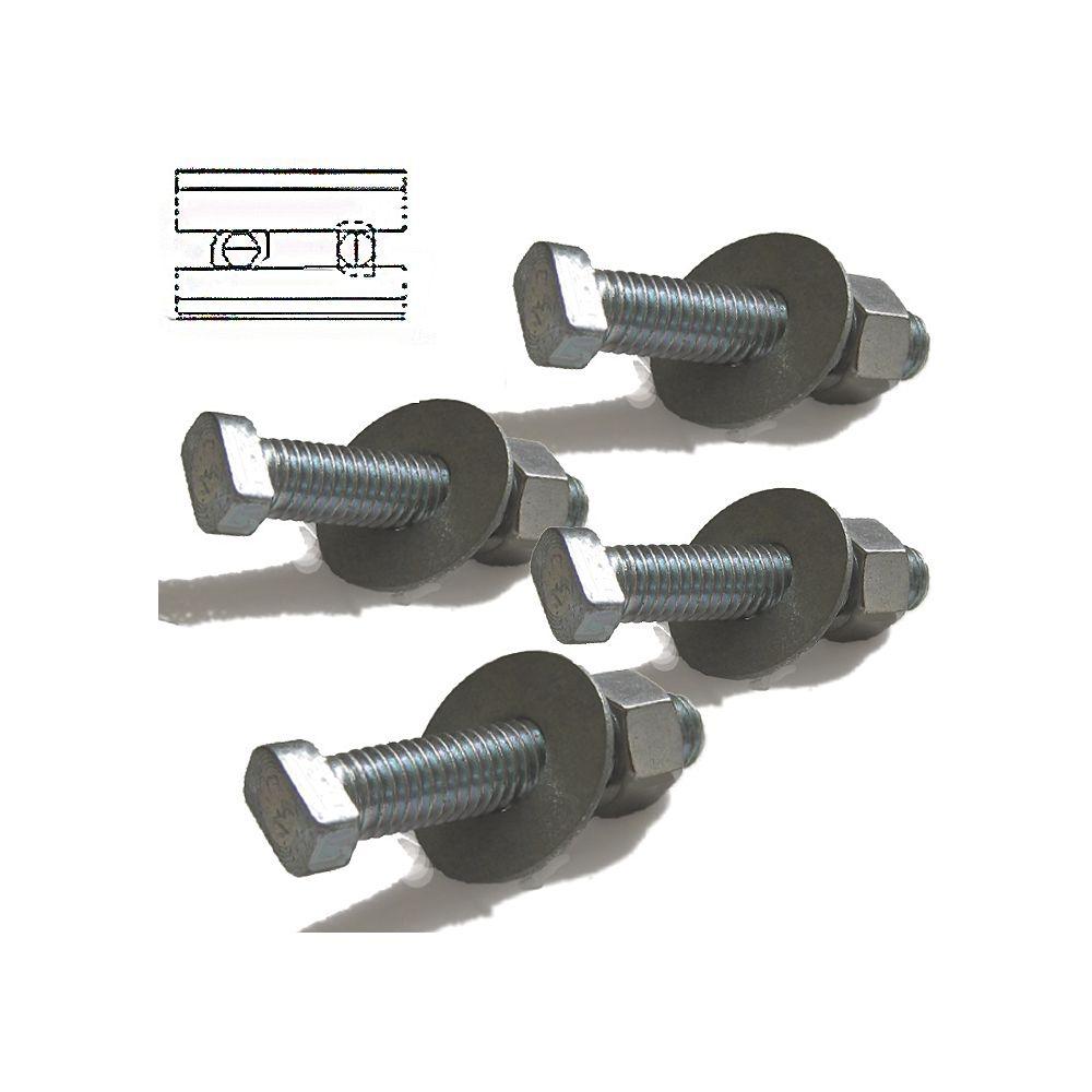 Multinautic Boulons en T (Pqt de 4) pour modèle de quai série 500 ou modèle 454