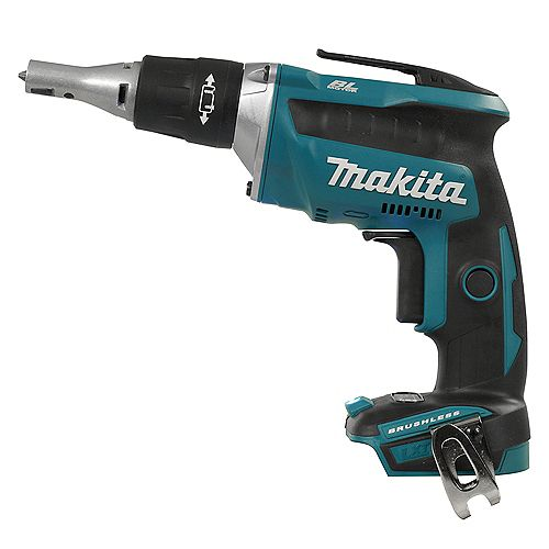 MAKITA 1/4 inch Cordless Drywall Screwdriver with Brushless Motor