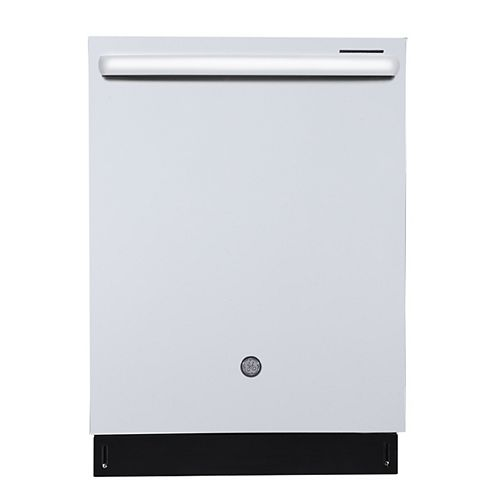 GE Profile Built-In Tall Tub Dishwasher with Stainless Steel Tub - White - ENERGY STAR®