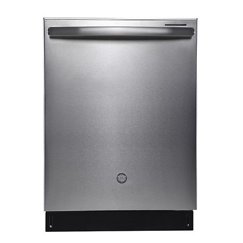 GE Profile Built-In Tall Tub Dishwasher with Stainless Steel Tub - Stainless Steel - ENERGY STAR®