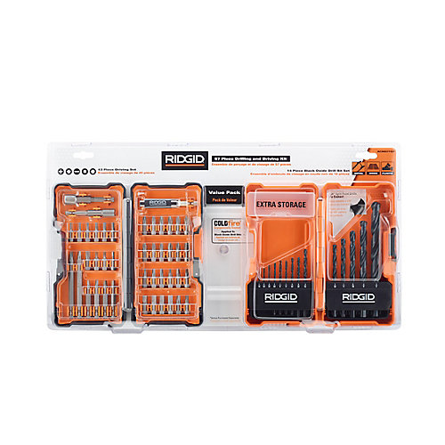 Special Buy Drill and Drive Kit (57-Piece)
