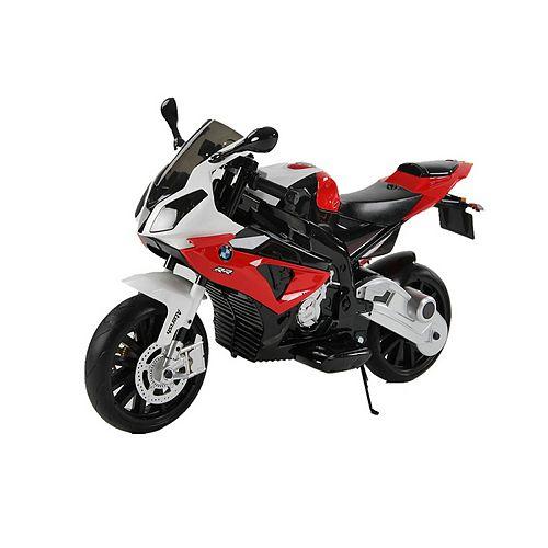Red 12V BMW Racing Motorbike