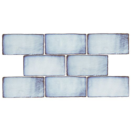 Antic Special Via Lactea 3-inch x 6-inch Ceramic Wall Tile (4 sq. ft. / case)
