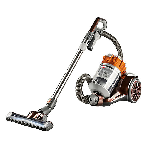 Hard Floor Expert Multi-Cyclonic Bagless Canister Vacuum