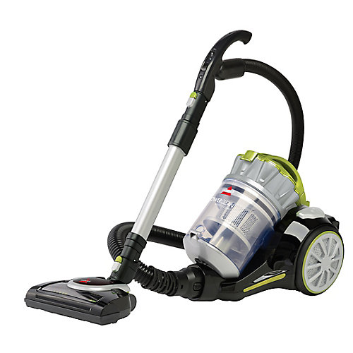 PowerClean Multi-Cyclonic Bagless Canister Vacuum