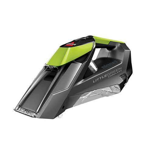 Little Green Cordless Portable Handheld Carpet and Upholstery Cleaner