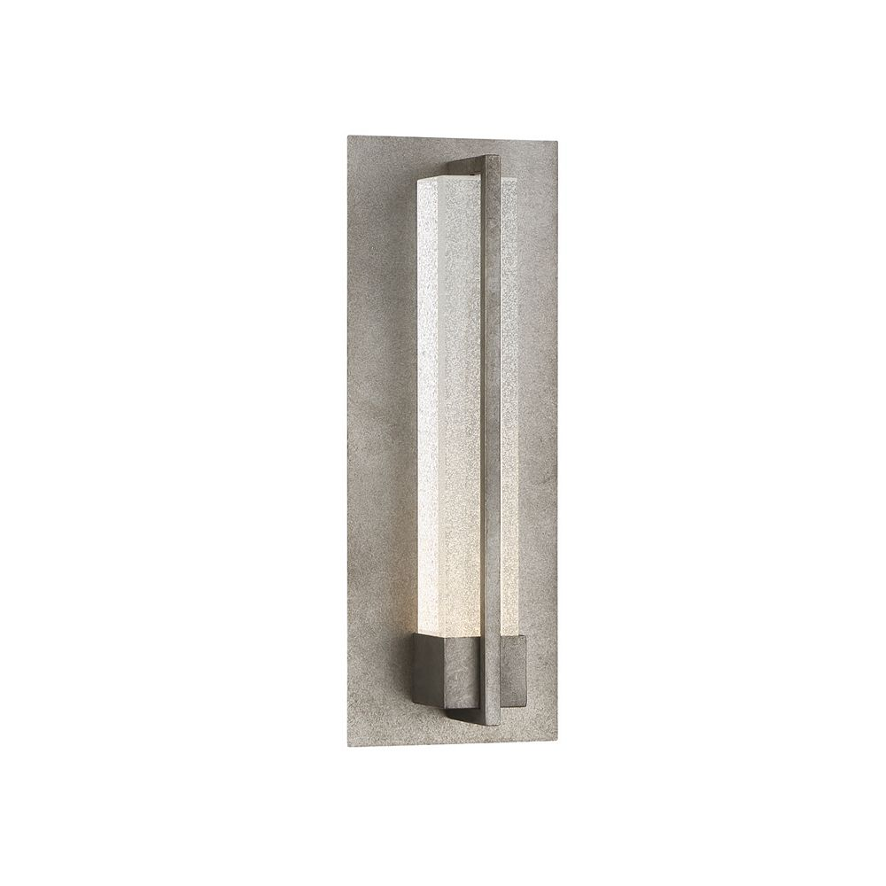 Eurofase Pari Led Small Outdoor Wall Sconce 33691 015 The Home Depot Canada