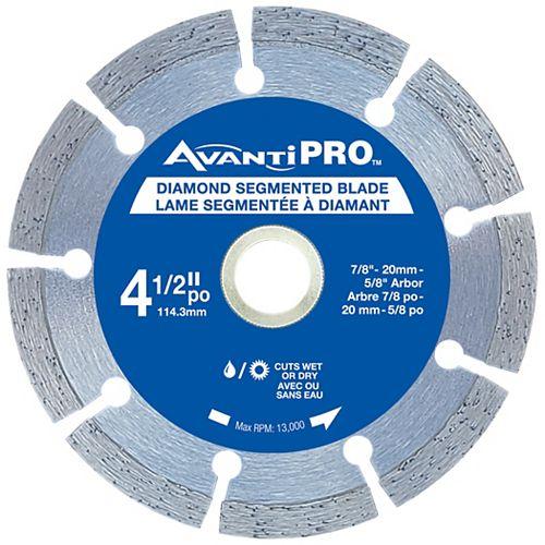 Avanti Pro 3pk 4.5 inch Diamond Blades