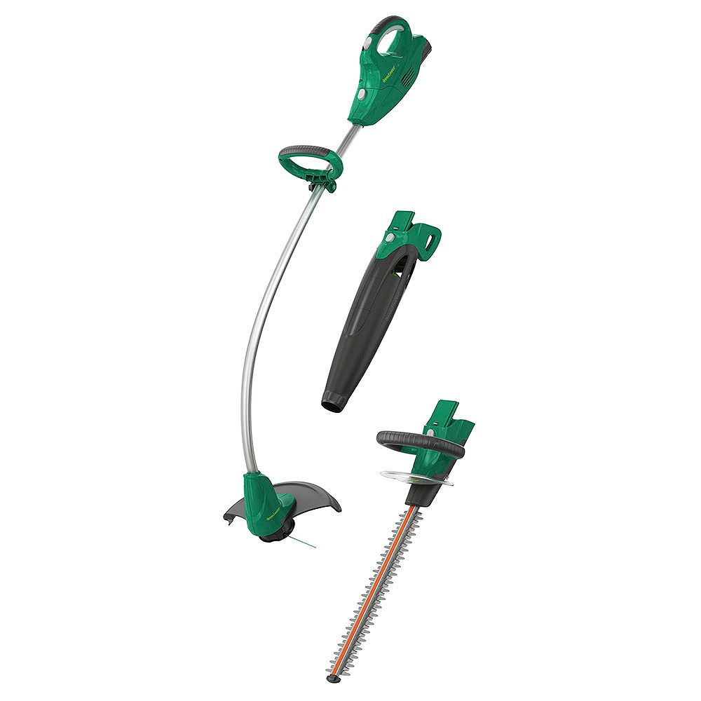 Weed Eater 20V Cordless Multi-Tool String Trimmer, Hedge Trimmer and Leaf Blower