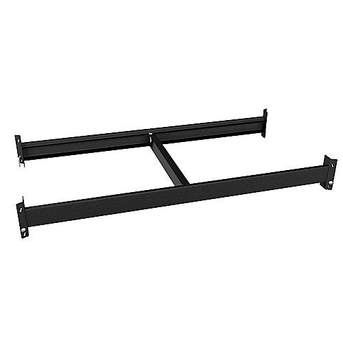 Metal Storage Rack Beam and Brace Shelf Kit 36 inch x 18 inch