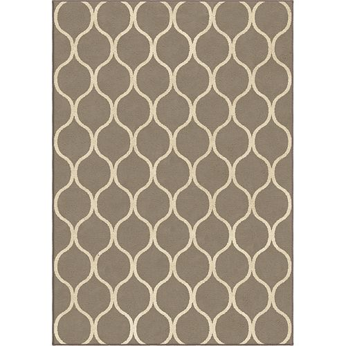 Pyrenees Silverton 5 ft. 3-inch x 7 ft. 6-inch Indoor Area Rug