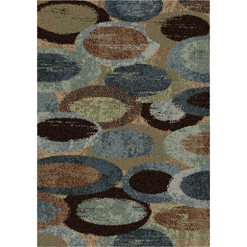 Pulpit Blue 5 ft. 3-inch x 7 ft. 6-inch Indoor Area Rug