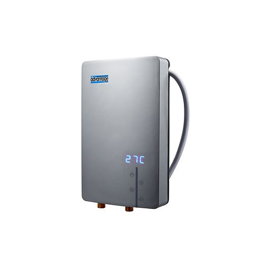Advantage 15KW Whole Home Electric Tankless Water Heater