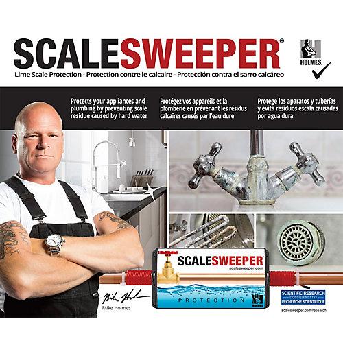 Conditionneur d'eau électronique anti-tartre