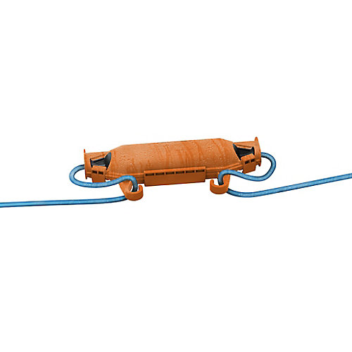 LA MAXX Large Cord Protection - Orange