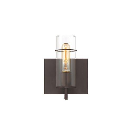 Eurofase Pista 1-Light Wall Sconce in Bronze - 34133-026