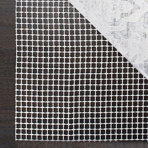 Safavieh Grid Cream 5 ft. x 8 ft. Non-Slip Surface Rug Pad
