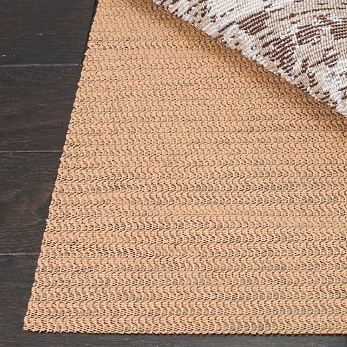 Ultra Beige 8 ft. x 10 ft. Non-Slip Surface Rug Pad