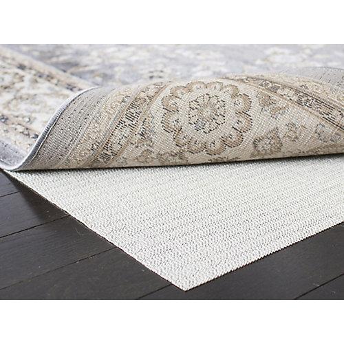 Ultra White 2 ft. x 4 ft. Non-Slip Surface Rug Pad (Set of 2)