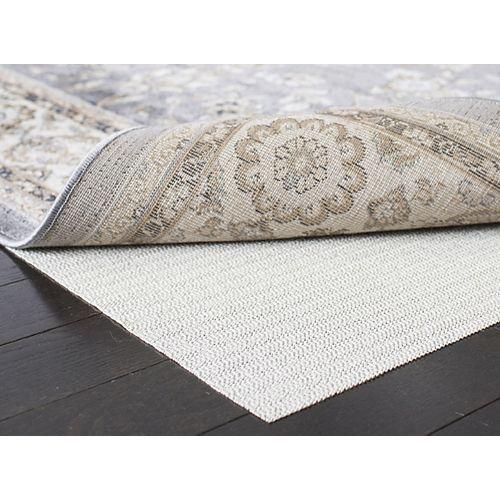 Ultra Blanc 244 cm x 335 cm antidérapante thibaude tapis