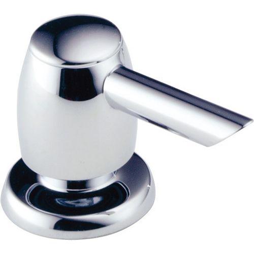 Soap Dispenser, Chrome