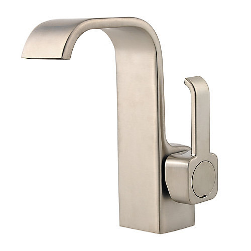 Skye Single Control Bathroom Faucet in Brushed Nickel
