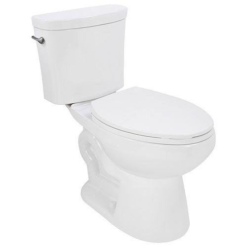 4.8L Retro Compact Elongated Toilet