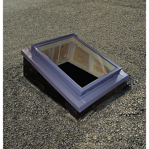 Low Slope Counter Flashing for S series Skylight