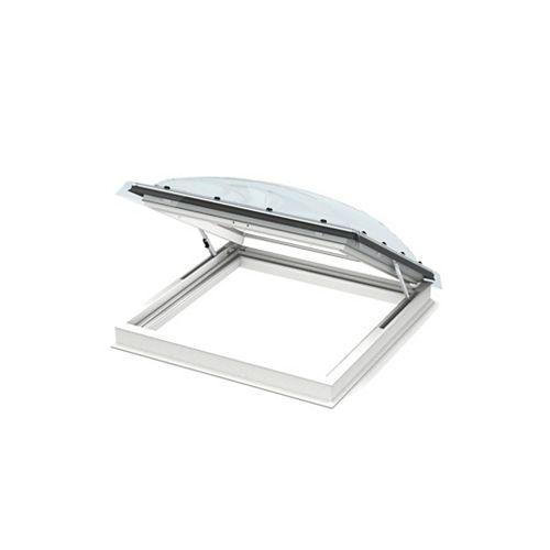 Solin à gradin pour puits de lumière à monter sur cadre - largeur du cadre extérieur de 17 1/2 po