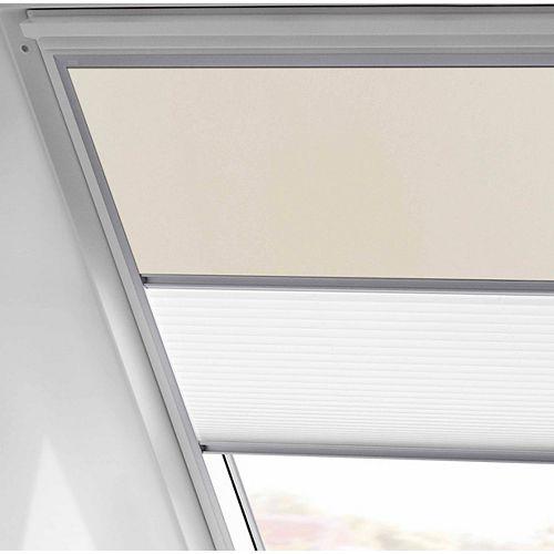 Solin à gradin pour puits de lumière à monter sur cadre - largeur du cadre extérieur de 33 1/2 po