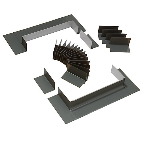 Engineered Step Flashing for Roof Windows - MK06 size