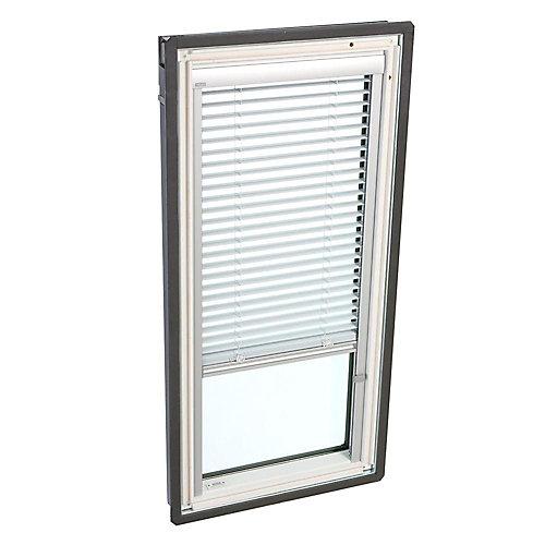 White- Manual Venetian Blinds for Fixed Deck Mount -FS C06
