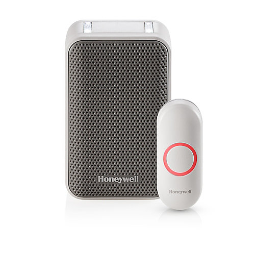 Plug-in Doorbell and Push Button