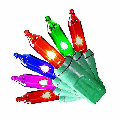 400-Light Multi-Colour Christmas Lights