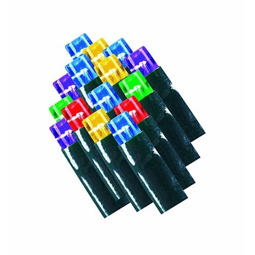 400-Light Multi-Colour LED Motion Rice Christmas Lights