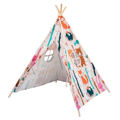 Tente de jeux en plein air pour enfants, 1,2 m x 1,2 m, modèles variés