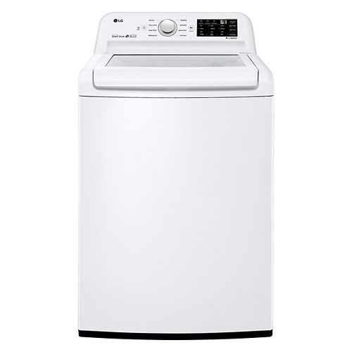 5.2 cu. ft. Top Load Washer High Efficiency in White - ENERGY STAR®