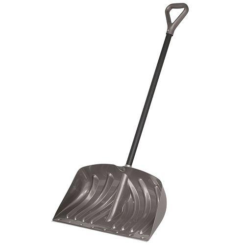 Suncast 24-inch Snow Pusher/Shovel