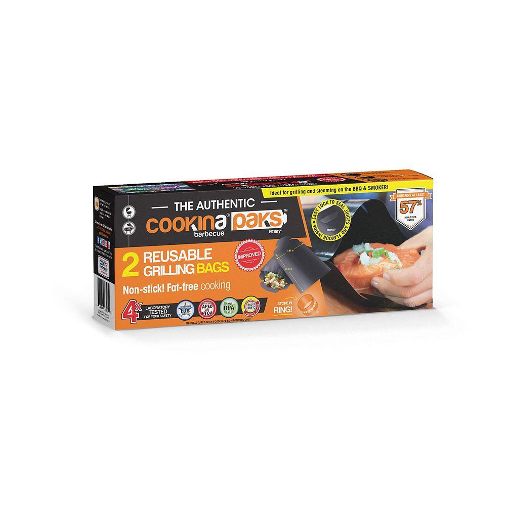 Cookina Barbecue Paks