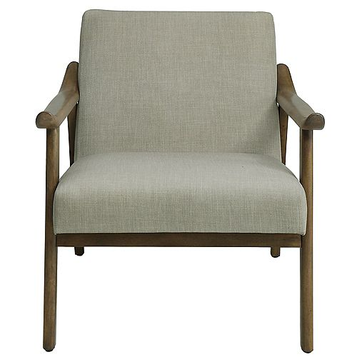 Taylor Accent Chair-Beige