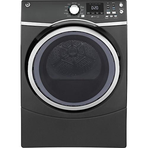7.5 cu.ft capacity frontload electric dryer - diamond grey - ENERGY STAR®