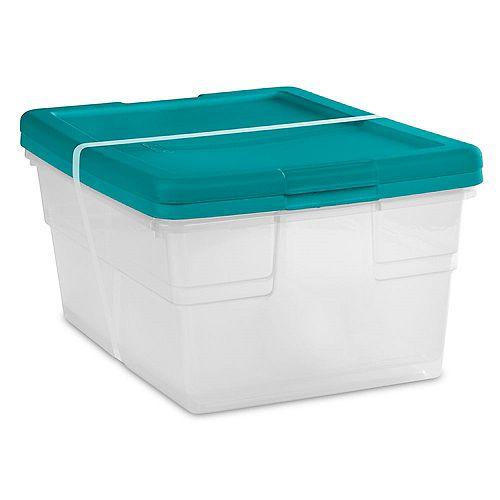 Sterilite 15L Storage Box (Set of 2)