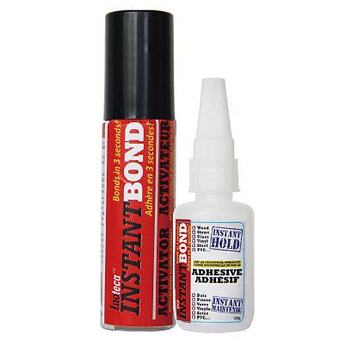 Instantbond Mini Kit - 20g Adhesive 40ml Activator