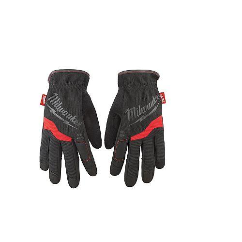 Milwaukee Tool FreeFlex Work Large Gloves