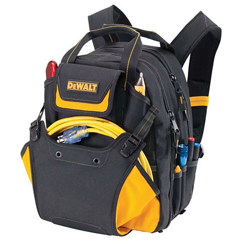 44-Pocket Tool Storage Backpack