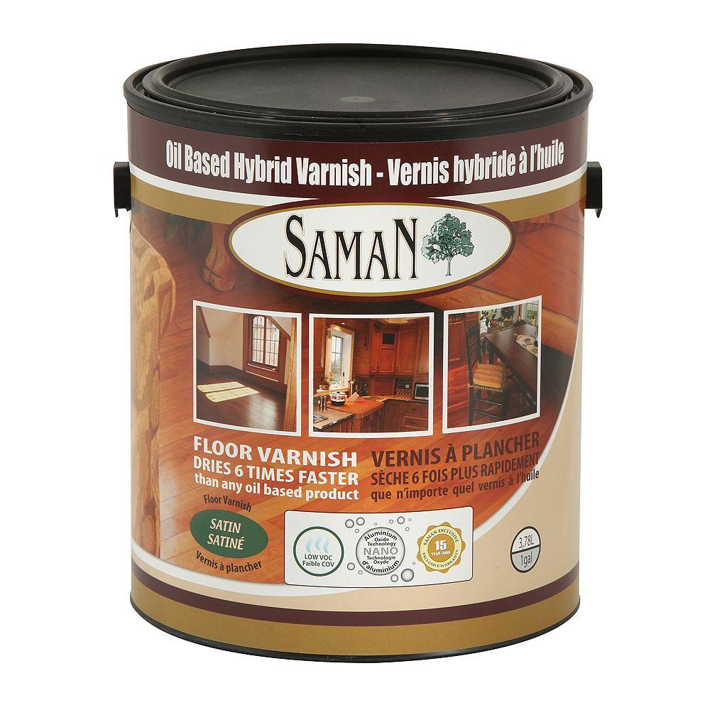 SamaN Vernis Hybride Satin 3,78L